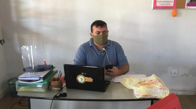 CREAS continua com atendimentos durante a pandemia
