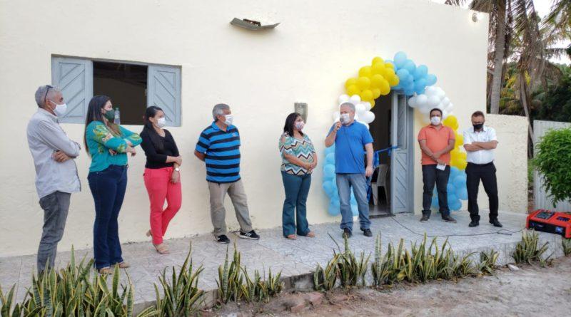 Prefeitura inaugura dois Centros de Convivência