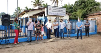 Prefeitura entrega Escola e Centro de Convivência em Rio dos Índios