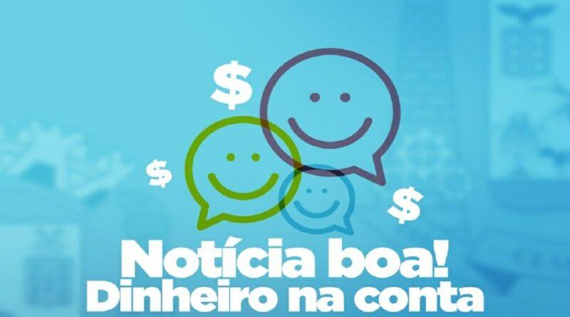 Prefeitura de Ceará-Mirim começa a paga servidores municipais hoje, com 12 dias de antecedência.